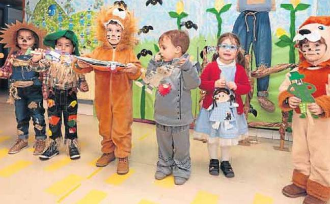 La escuela infantil Gloria Fuertes, premiada en Acción Magistral