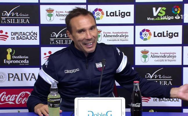 Rodri considera que el Real Oviedo merecería «tener más puntos»