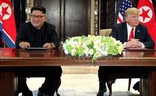 Trump y Kim Jong-un celebrarán una segunda cumbre a finales de febrero