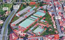 Los expertos dudan de los usos futuros de la capilla y el claustro de la fábrica de La Vega