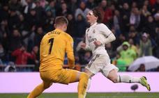 El Real Madrid recupera su brújula