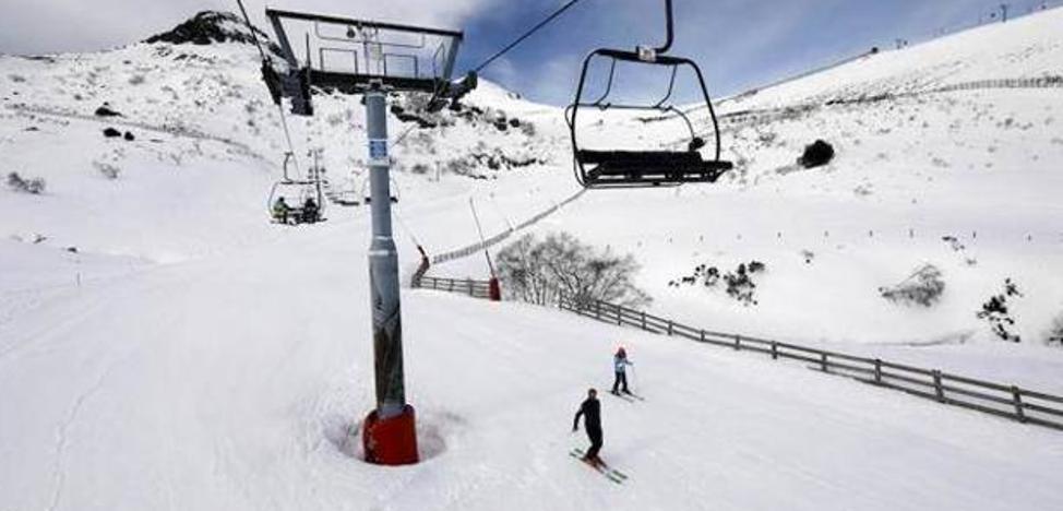 Valgrande-Pajares y Fuentes de Invierno abrirán mañana la temporada de esquí