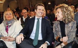 Génova ve «compatibles» a Mallada y Fernández y llama a la unidad en Asturias