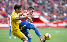 Sporting 2 - 0 Alcorcón, en imágenes