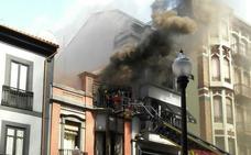 Seis salidas de los bomberos al día