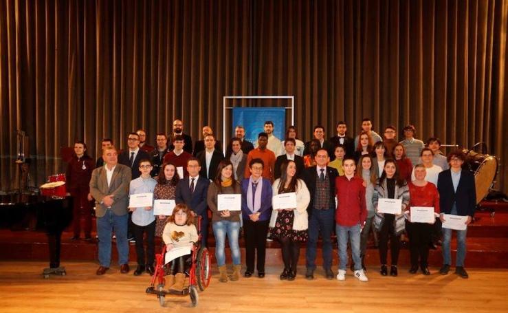Reconocimiento a los mejores alumnos de Asturias