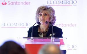 Carcedo: «El derecho a recibir una pensión debe estar reconocido en la Constitución»