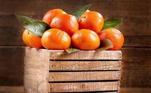 Mandarinas de temporada