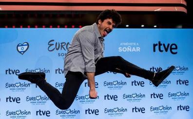 Miki: «Me voy a dejar la piel en Eurovisión»