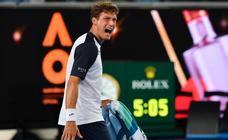La amarga derrota de Pablo Carreño en el Abierto de Australia