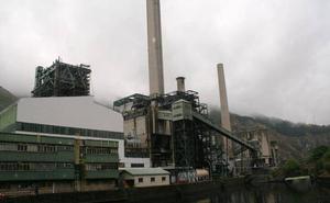 IU pide al Gobierno que deniegue el cierre de la térmica del Narcea