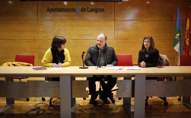 La confluencia de IU, Podemos y Equo en Langreo abre el proceso de primarias