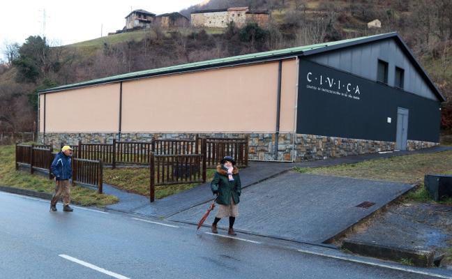 El aula de la Vía Carisa de Aller se inaugurará la próxima Semana Santa