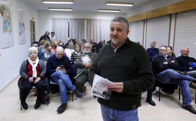 Luis García presenta 'Madeleine nunca llegó'