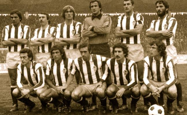 Cuarenta años del mejor Sporting