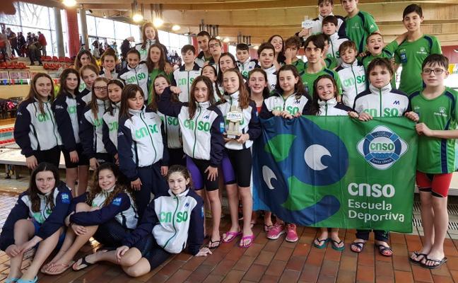 Triunfo en la Copa de Asturias alevín