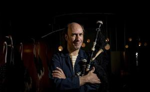 El universo celta de Carlos Núñez llega al Teatro Jovellanos