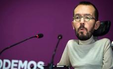 Confirman la sanción a Echenique por pagar en negro a un asistente personal
