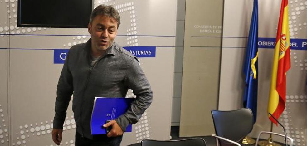 José Ramón Tuero abandona Deportes «satisfecho» de su trabajo