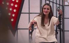 La ganadora de otro programa de talentos prueba suerte en 'La Voz'