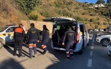 Los mineros asturianos desplazados a Totalán para el rescate de Julen trabajarán de rodillas en turnos de 40 minutos