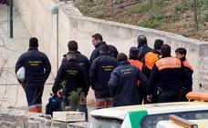 Los mineros asturianos: «Si está duro para la máquina, imagínate para el brazo»