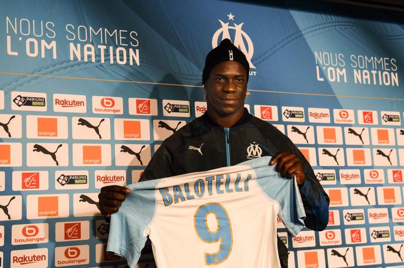 Balotelli ficha por el Olympique de Marsella