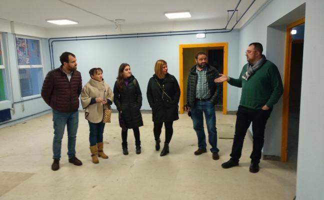 La nueva escuela de 0 a 3 de Piloña abrirá sus puertas el próximo 6 de marzo