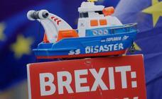 Los 'brexiters', alegres y optimistas ante cualquier 'brexit'