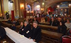 Misa en recuerdo de Areces en Madrid