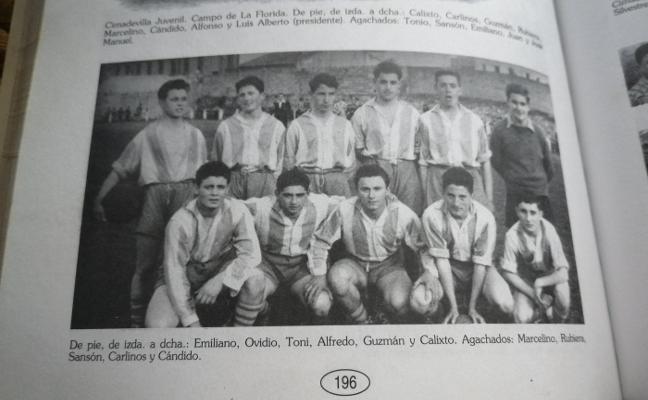 Muere José Antonio Santaeugenia, 'Sansón', histórico del CF Cimadevilla