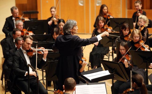 Nagano, con Brahms como bandera