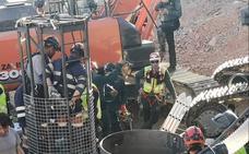 Los mineros siguen trabajando sin descanso para llegar hasta Julen