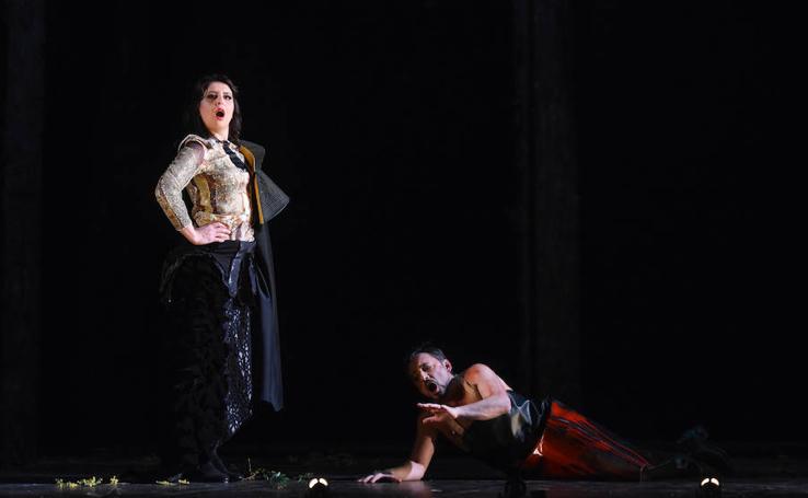 El Teatro Campoamor se rinde a 'Carmen'