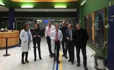Los pacientes regresan al hospital de Arriondas