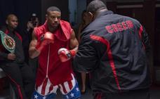 Robert Redford dice adiós y el sucesor de Rocky Balboa vuelve al ring