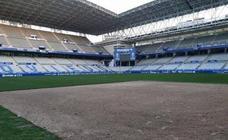 La meteorología impide disputar el derbi entre el Vetusta y el Sporting B