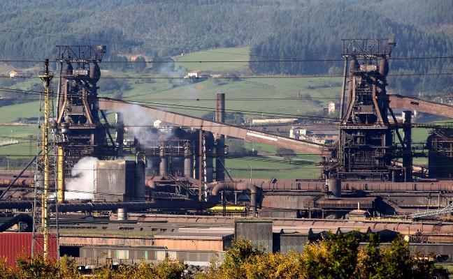 Arcelor teme que tenga que apagar un horno alto en Asturias si persiste la caída del negocio