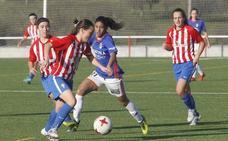 Sporting y Oviedo pugnan entre sí por sus ascensos