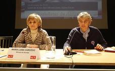 Carcedo: «Hay que garantizar los derechos de los ciudadanos frente a los intentos de destrucción de la sanidad pública»