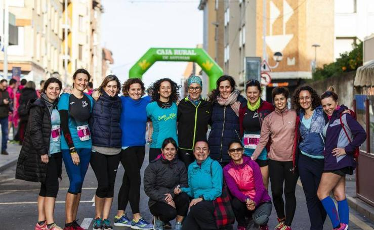 El Medio Maratón Marinero bate el récord de corredores