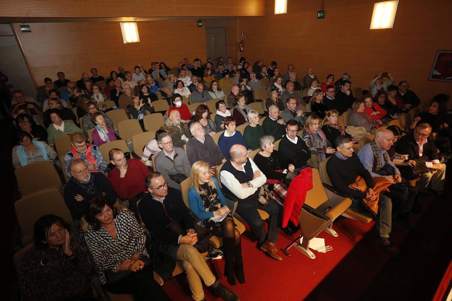 Carcedo defiende la sanidad pública en Gijón
