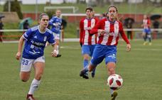 El Oviedo se lleva el derbi también en Mareo