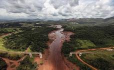 El riesgo de rotura de otra presa obliga a evacuar a 24.000 personas en Brasil