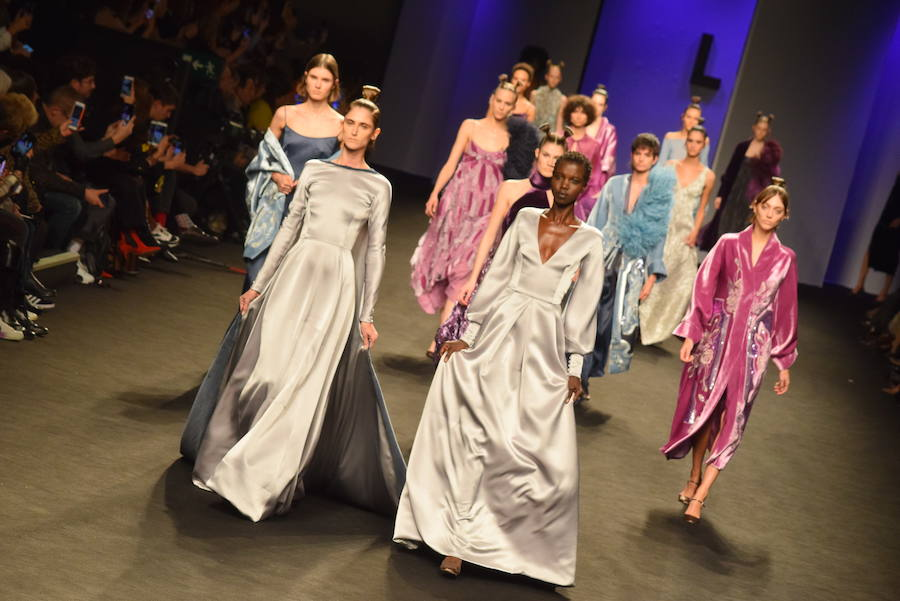 Luengo y Marinero se lucen en Madrid Fashion Week