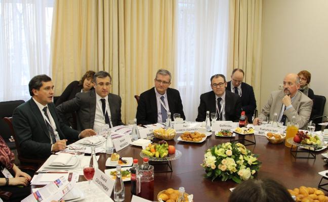 La Universidad de Oviedo se suma a la alianza hispano-rusa