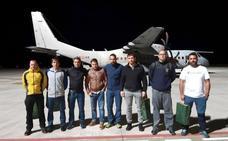 Javier Fernández: «La Brigada de Rescate Minero realiza una labor encomiable»