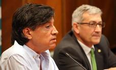 El rector expresa el «total apoyo» de la Universidad de Oviedo a López Otín
