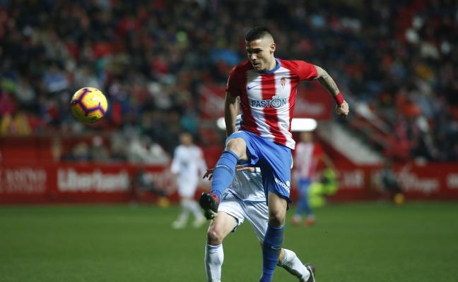 Djurdjevic sostiene el gol del Sporting
