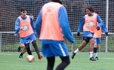 El Real Avilés incorpora al portero Patxi y al delantero Armando